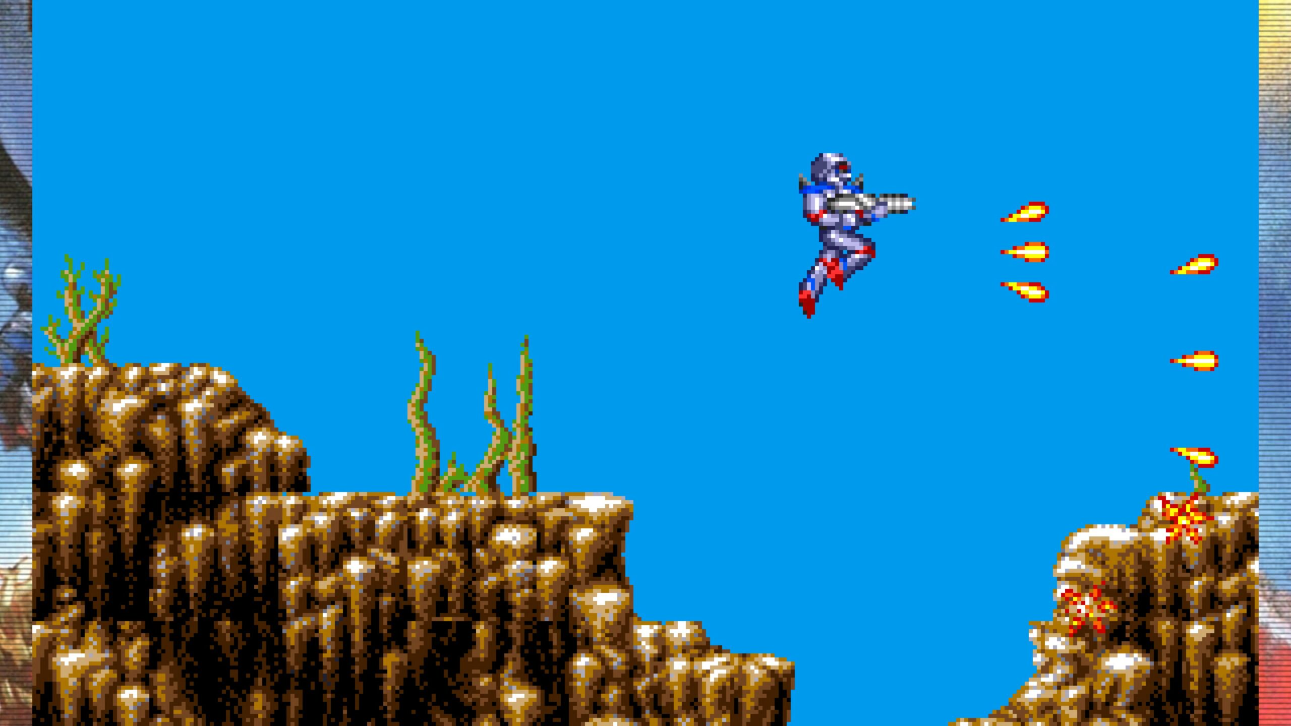 Turrican Flashback Review