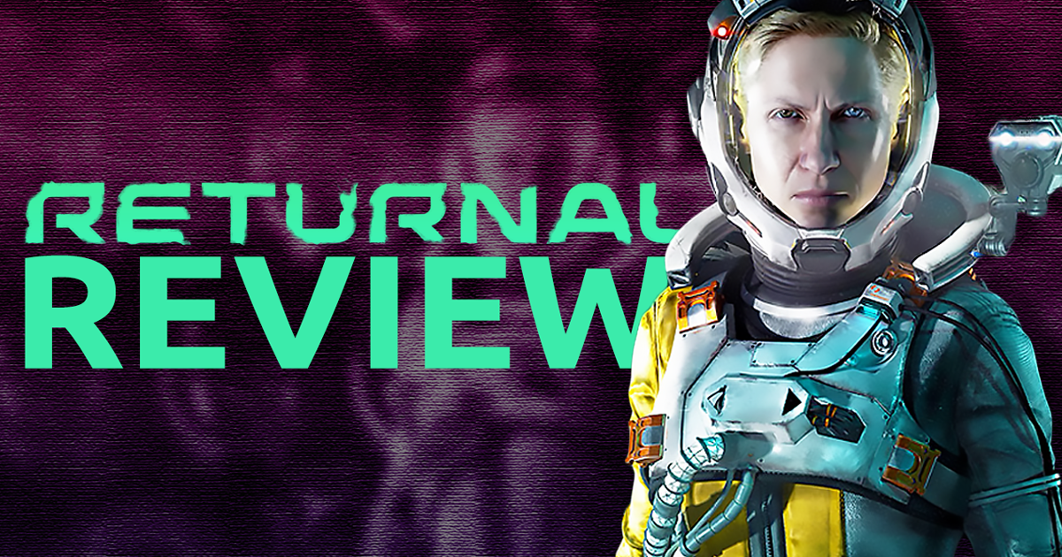 Returnal Review PS5