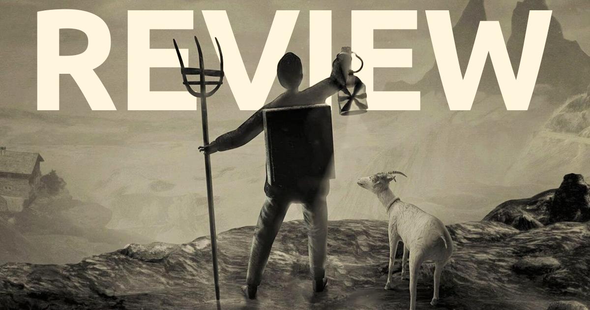Mundaun PS4 Review